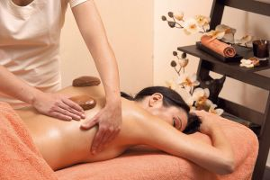 Hot Stone Massage 30 min